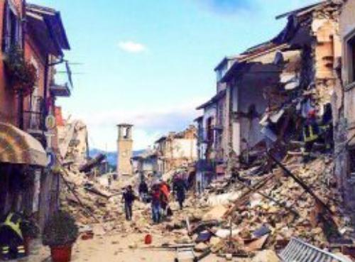 #Amatrice, cinque anni fa il sisma. Una ferita ancora aperta