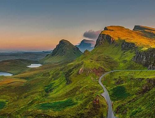 Highlands, un viaggio che assomiglia ad un sogno