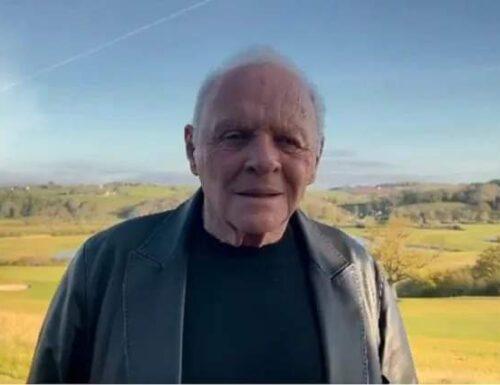 Anthony Hopkins, ad ottantatre'anni oscar a sorpresa per lui