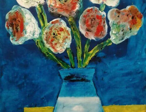 Nature morte-nove fiori