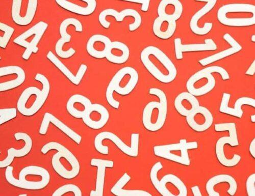 I numeri e le persone