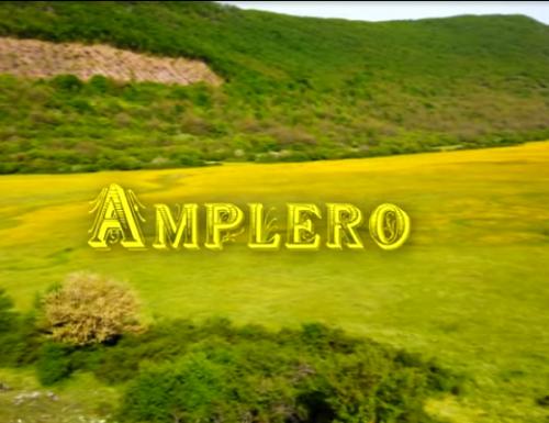 Amplero (AQ), la fioritura dei ranuncoli