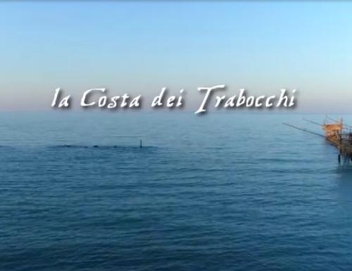 San Vito Chietino, la costa dei trabocchi