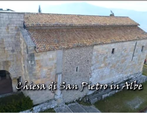 Chiesa di San Pietro in Albe (AQ)