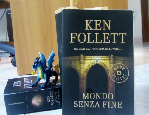 """""""Mondo senza fine"""" romanzo intrigante di ken Follett che appassiona ed emoziona"""