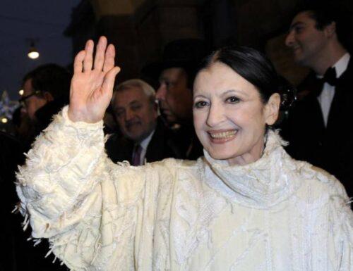 Addio a Carla Fracci, da oggi stella tra le stelle
