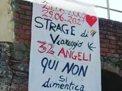 Strage di Viareggio: giustizia e verità per le vittime. Migliaia in corteo per tenere viva la memoria
