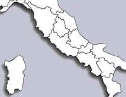 Prossimi alla zona bianca in tutta Italia