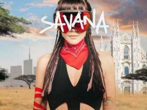 Savana, online il videoclip di Giulia Penna con le coreografie di Matteo Addino