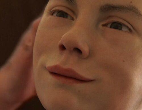Abel, il bambino robot che reagisce alle emozioni umane