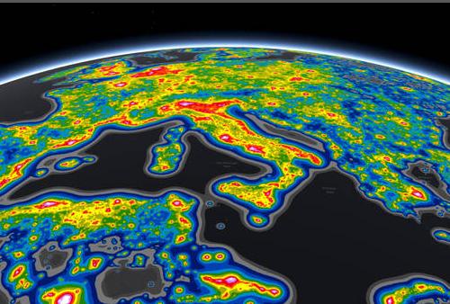 L'inquinamento luminoso: quali rischi per la salute