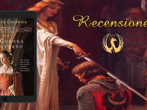 """""""La corona d'inverno"""", secondo libro della trilogia di di Elizabeth Chadwick. Da leggere"""