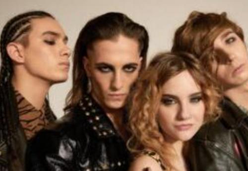 Måneskin, prima band italiana della storia in vetta negli Usa e nella Top 10 britannica