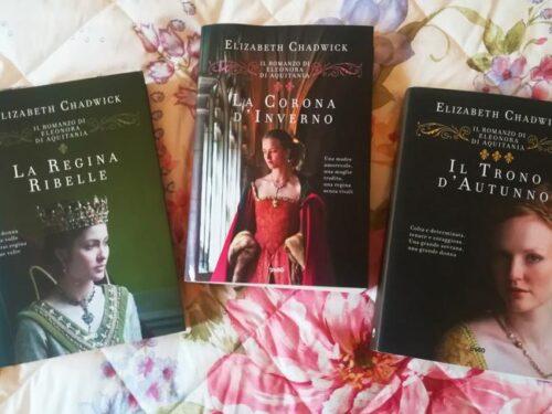 """""""Il trono d'autunno"""", ultimo volume della trilogia di Eleonora d'Aquitania. Imperdibile romanzo di Elisabeth Chadwick"""