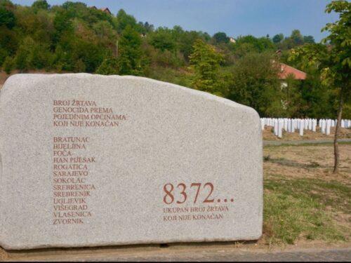 Il ricordo di Srebrenica 26 anni dopo il massacro