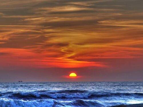 La tenerezza della senilità dinnanzi al mare