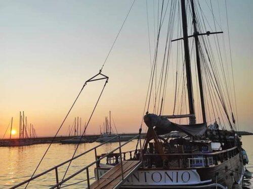 """Il Veliero Marcantonio: """"Love boat experience"""" nel Cilento"""