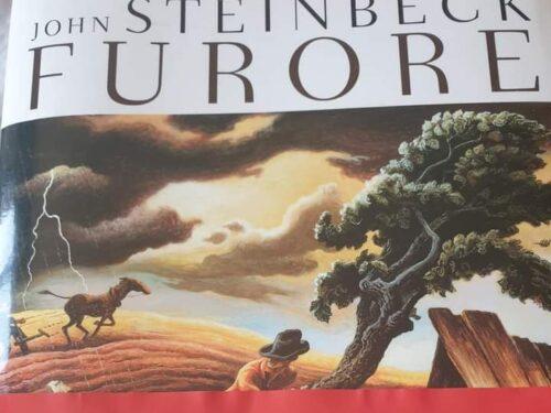 """""""Furore"""" di  John Steinbeck, un romanzo che dona empatia"""