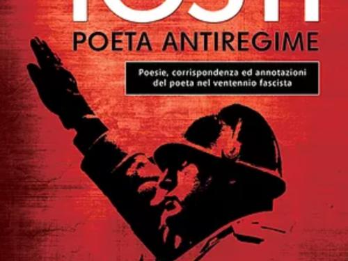 "Libri- Federico Tosti, ""Poeta Antiregime"""