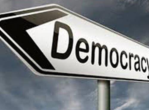 Non prendiamola mai sottogamba, la nostra #democrazia: anche quando si tratta di piccole cose