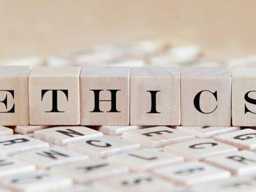 Ora più che mai abbiamo bisogno di #etica