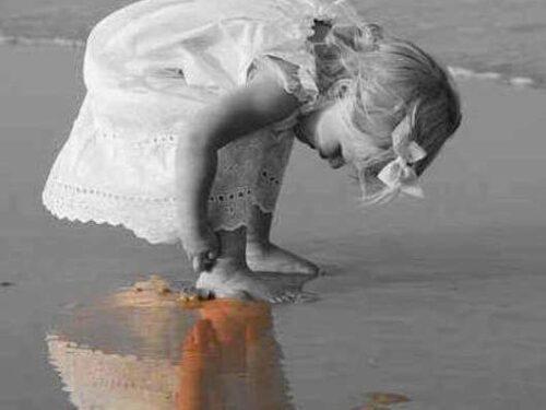 Tutto torna nella vita, anche la bambina che c'è in te