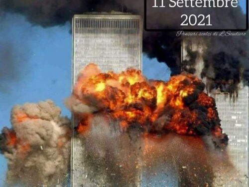11settembre2001-11settembre2021, per non dimenticare il giorno che ha cambiato il mondo