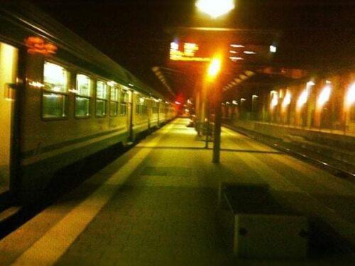 Incontri, treni e racconti