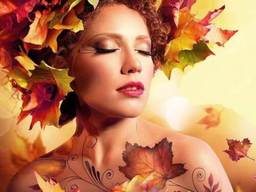Donne autunno