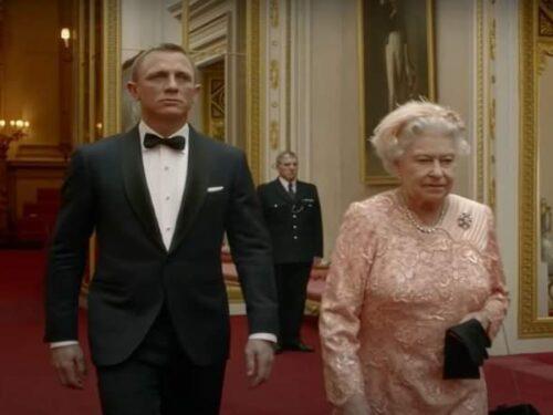 """No Time to Die"" al Royal Albert Hall, l'anteprima del film di 007"
