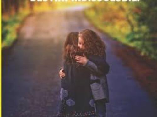 """""""Sorelle legami indissolubili"""" di Cristiana Fin, un libro che induce a riflettere"""