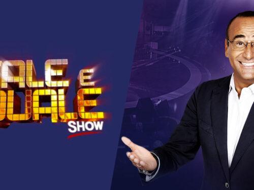 A 'Tale e quale show' niente più #blackface. Carlo Conti opta per cantanti di colore