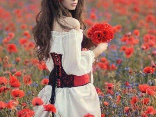 Donne fiore