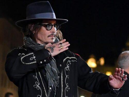 Johnny Depp seduce la capitale e smentisce chi lo vuole dipingere come un divo al tramonto