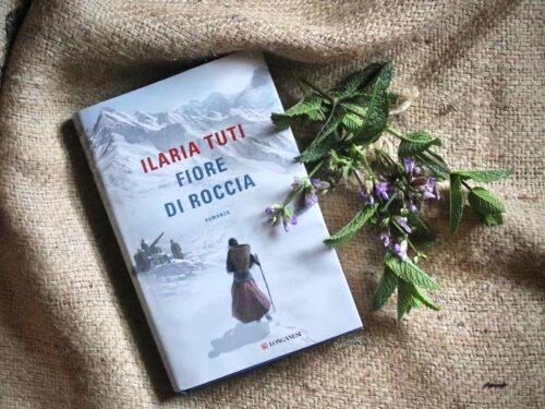 In 'Fiore di roccia',  Ilaria Tuti racconta un pezzo della nostra storia, di cui purtroppo poco si parla.